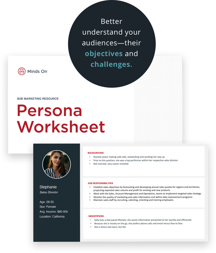 Persona Worksheet - Better