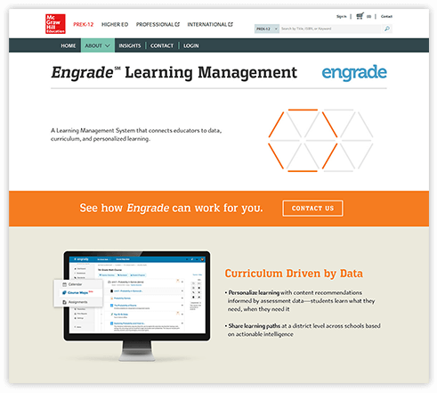 McGraw-Hill Education Engrade