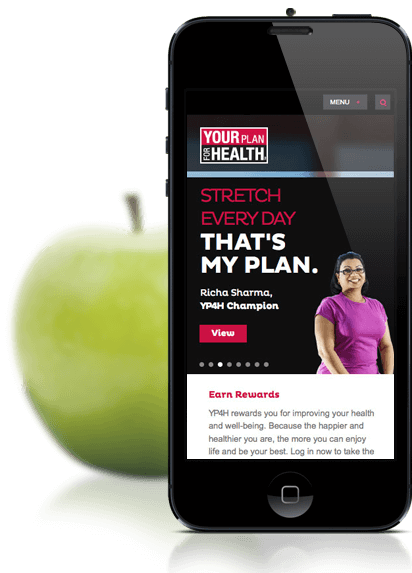 OSU Your Plan For Health website